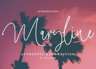 Maryline Font