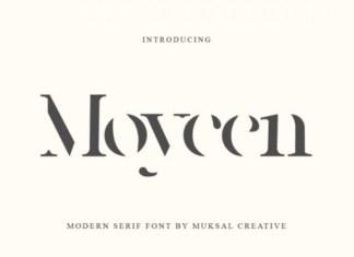 Moycen Font