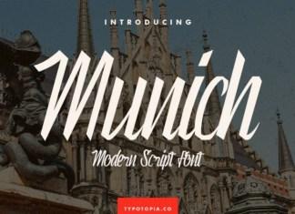 Munich Font