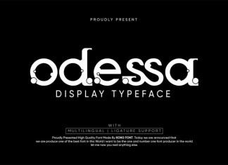 Odessa Font