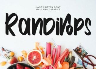 Randirops Font