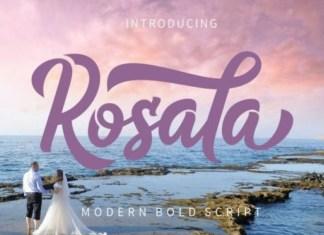 Rosala Font