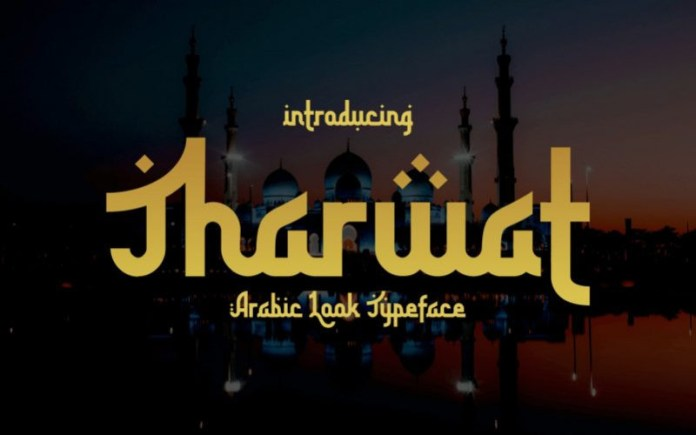 Tharwat Font