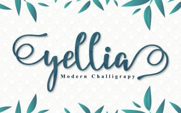 Yellia Font