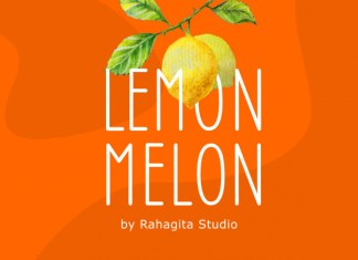 Lemon Melon Font