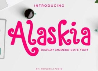 Alaskia Font