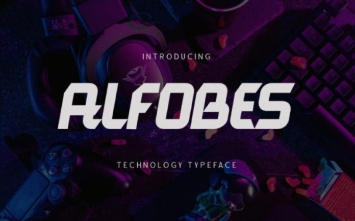 ALFOBES Font