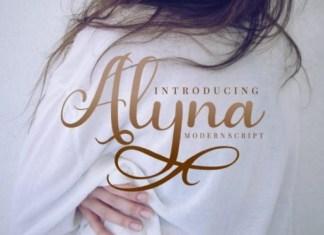 Alyna Font