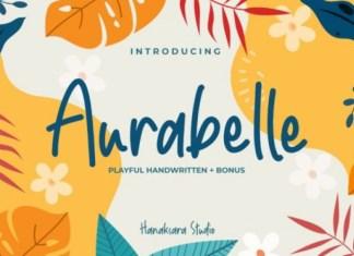 Aurabelle Font