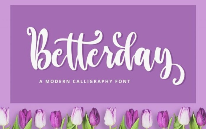 Betterday Font
