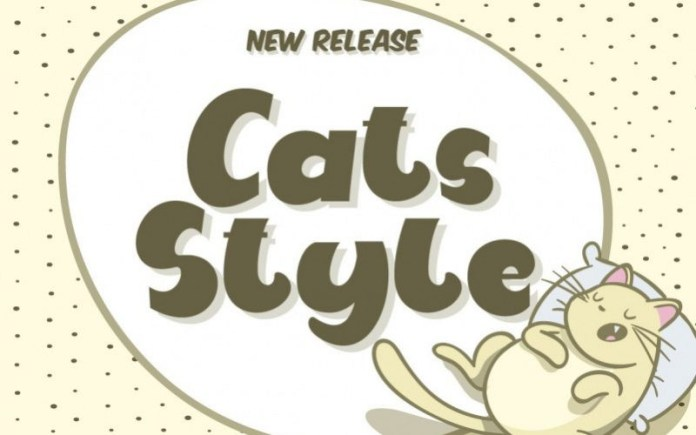 Cats Style Font
