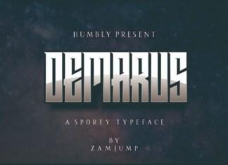 Demarus Font