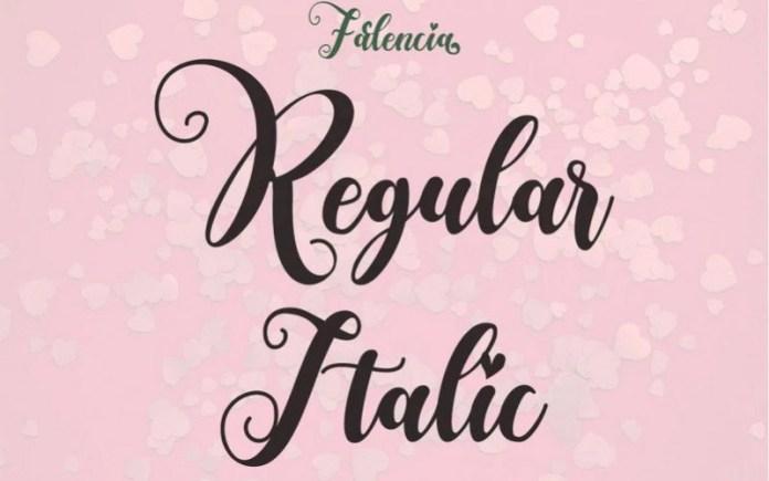 Falencia Font
