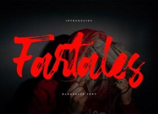 Fartales Font