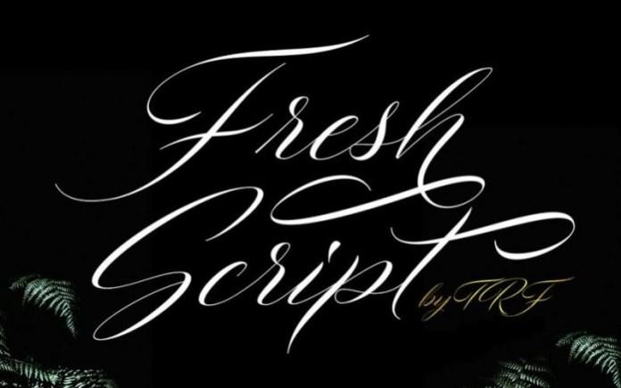 Fresh Font