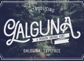 Galguna Font