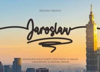 Jaroslaw Font
