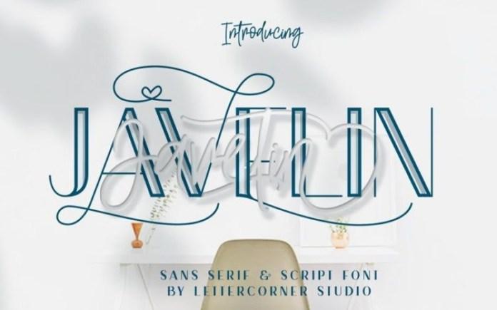 Javelin Font