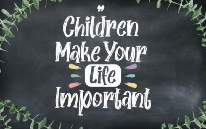 Kids Way Font
