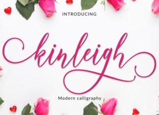 Kinleigh Font