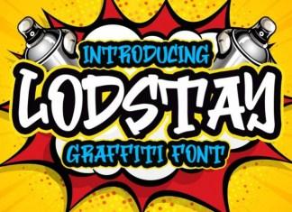 Lodstay Font