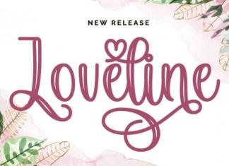 Loveline Font