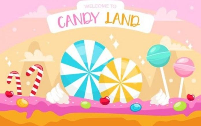 Randy Candy Font