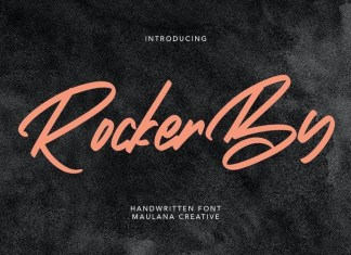 Rockerby Font