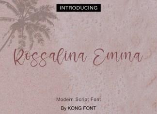 Rossalina Emma Font