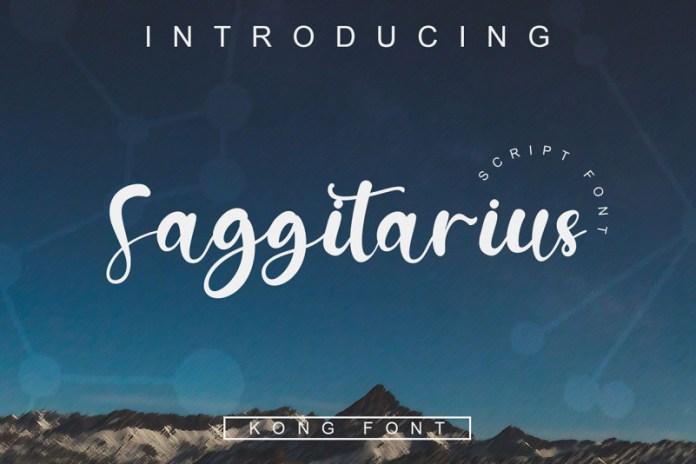 Saggitarius Font