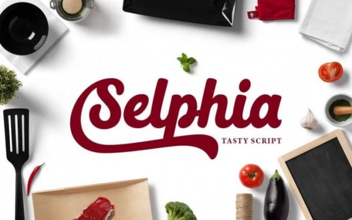 Selphia Font