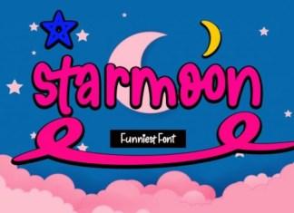 Starmoon Font