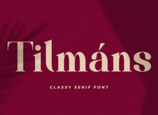 Tilmáns Font