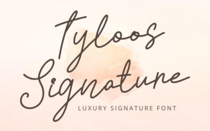 Tyloos Font