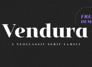 Vendura Font