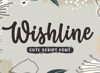 Wishline Font