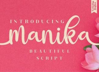 Manika Font