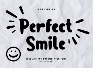 Perfect Smile Font