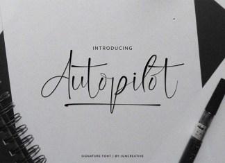 Autopilot Font