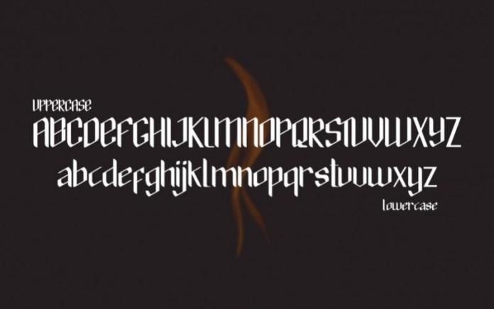 Banaspati Font