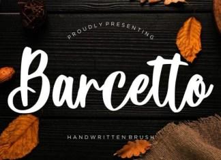 Barcetto Font
