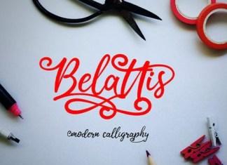 Belattis Font