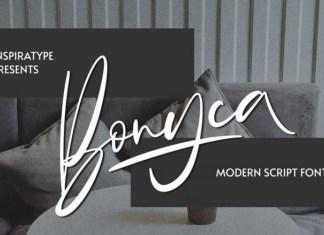 Bonyca Font