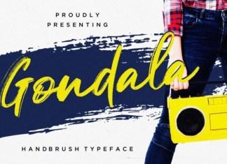 Gondala Font