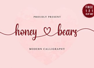 Honeybears Font
