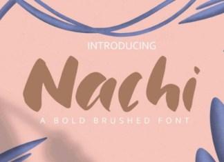 Nachi Font