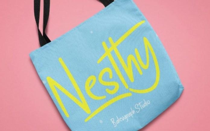 Nesthy Font
