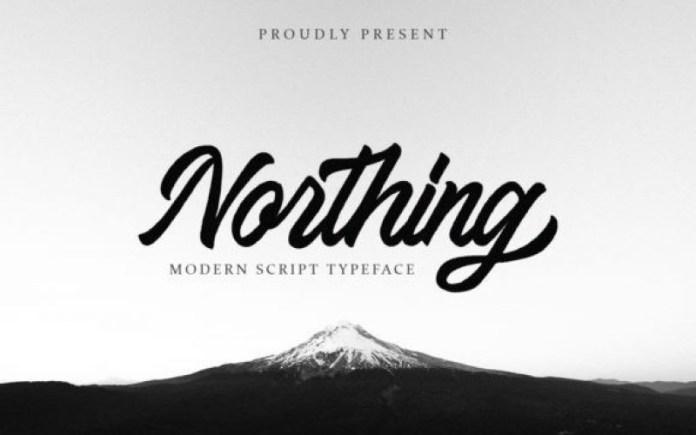Northing Font