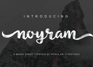 Noyram Font