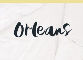 Orleans Font